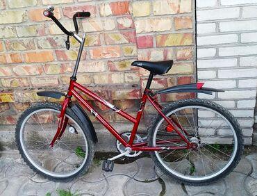 Продается велосипед, диски на 24, подходит для подростков и взрослым