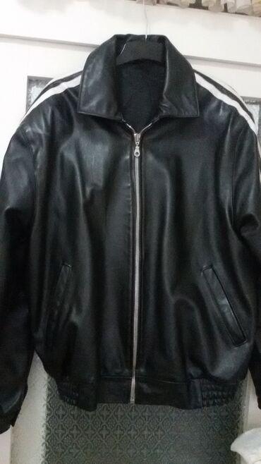 Duzina cm sirina - Srbija: Kvalitetna sivena jakna od prirodne koze (boks) exstra ocuvana par