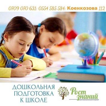 программа охватывает следующие школьные дисциплины:  математика, в Бишкек