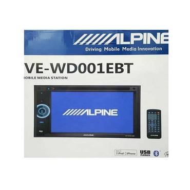 chrysler alpine в Кыргызстан: ALPINE WD-001EBT (Оригинал)Компания Alpine позиционирует себя, как