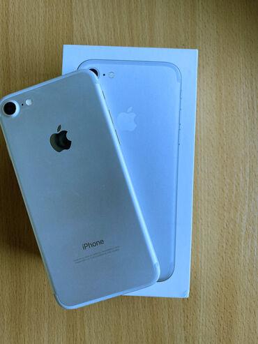 ноутбук айфон в Кыргызстан: Б/У iPhone 7 128 ГБ Серый (Space Gray)
