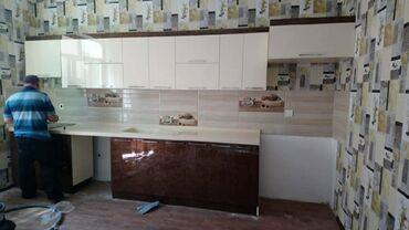 раковина столешница в Азербайджан: Мебель на заказ | Сундуки, Витрины, горки, ТВ стенды | Бесплатная доставка