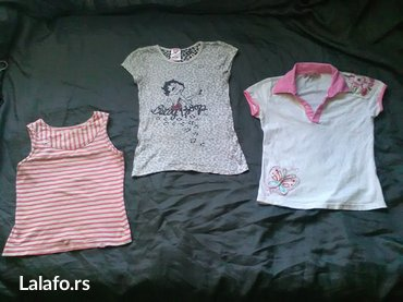 Majice beba kids , betty boop vel. 128 / 8 - Prokuplje