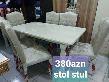 masa və stul - Azərbaycan: Stol və stullar YeniRəng və model seçimləri ilə salonmzda digər