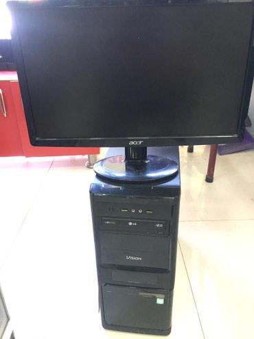 Компьютер (весь комплект) в Ош