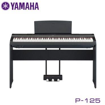 ПИАНИНО ЦИФРОВОЕ:!!!!!NEW!!!!!! Yamaha P-125 B - это портативное цифро