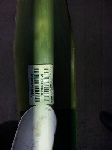 Продаю оригинальную переднюю пластиковую рессору от Мерседес-Спринтер  в Бишкек