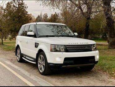 Land Rover - Кыргызстан: Land Rover Range Rover Sport 5 л. 2012 | 132000 км