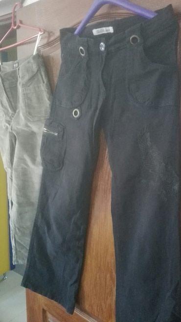 Zenske pantalone na liniju - Srbija: Zenske pantalone,velicina xl. pantalone po 200 dinara