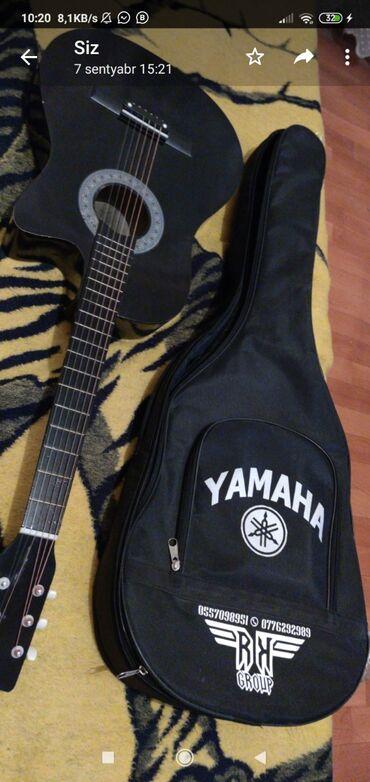 real gitara - Azərbaycan: Akustik Gitara hec bir prablemi yoxdur cantasi ile birlikde verilir