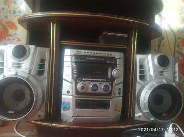 блютуз наушники lg купить в Кыргызстан: Музыкальный центр LG