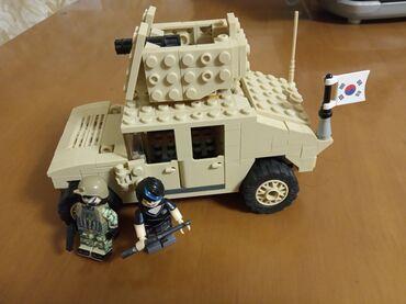 detskie igrushki lego в Кыргызстан: Lego army