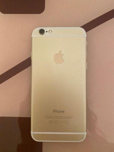 apple 6 - Azərbaycan: İşlənmiş iPhone 6 16 GB Qızılı
