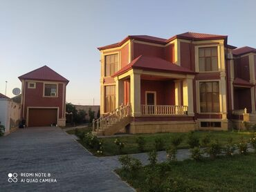 hovuz satılır in Azərbaycan | HOVUZLAR: 280 kv. m, 8 otaq, Kombi, Hovuz, Kürsülü