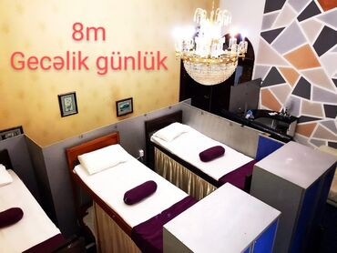 bir gunluk ev in Azərbaycan | GÜNLÜK KIRAYƏ MƏNZILLƏR: 4 otaqlı, 50 kv. m, Mebelli