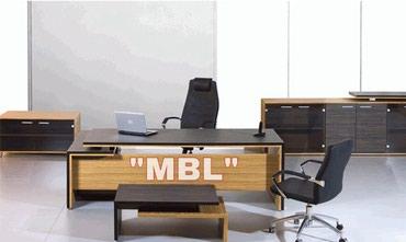 """Bakı şəhərində """"MBL"""" mebel."""