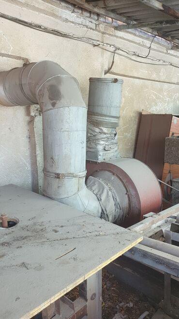 улитка вытяжка в Кыргызстан: Вентилятор вытяжка промышленный. Хорошее состояние, качество, рабочий
