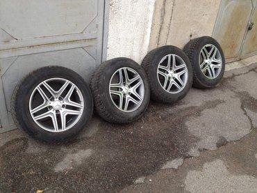 215/60/R16 Зима ❄️ шипованные  комплект 400$  W124/W210/W211/W212/W220/ в Бишкек
