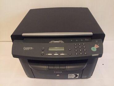 Canon 3 v 1 printer kseroks skaner - Кыргызстан: Принтер Canon MF4018 3 в 1. Ксерокопия печать сканер все функции
