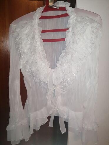 NOVA, svečana, bela košulja