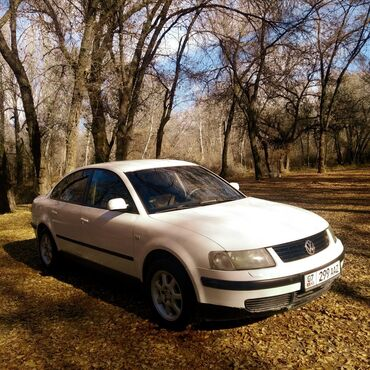 Автомобили - Ак-Джол: Volkswagen Passat 1.8 л. 1997
