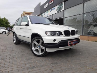 bmw-x5-4-4i-at - Azərbaycan: BMW X5 4.4 l. 2002 | 317462 km