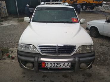 Ssangyong Musso 1999 в Ош