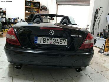 Mercedes-Benz SLK 200 1.8 l. 2007 | 162000 km