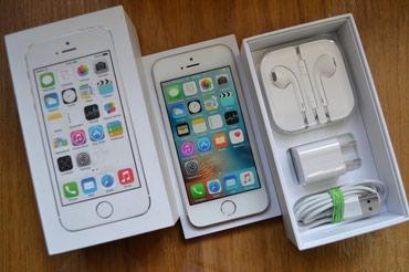 Новый Айфон 5 s 16 gb в Бишкек