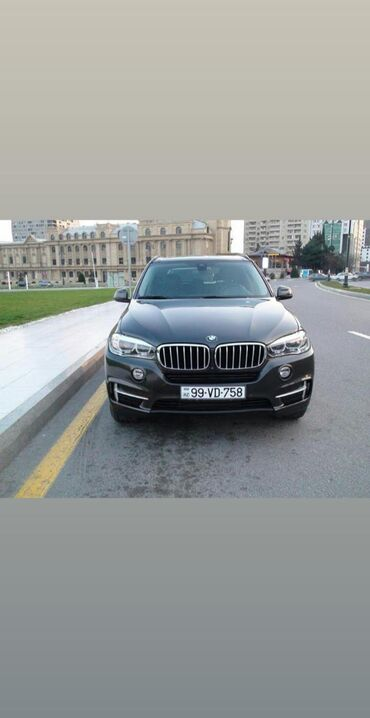 bmw-3-серия-330i-6mt - Azərbaycan: BMW X5 2018