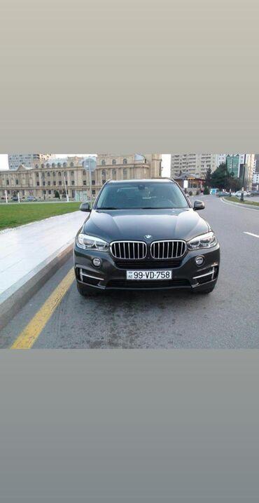 bmw-7-серия-745i-at - Azərbaycan: BMW X5 2018