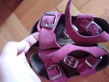 Dečije Cipele i Čizme   Zitorađa: Grubin sandalice kao nove vrlo malo nosene