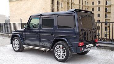 Mercedes-Benz G 500 5 л. 2003
