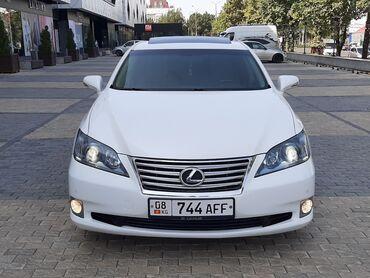 Lexus ES 3.5 л. 2010 | 130000 км