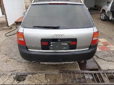 audi-s3-2-tfsi - Azərbaycan: Audi Allroad 2.7 l. 2002 | 172000 km