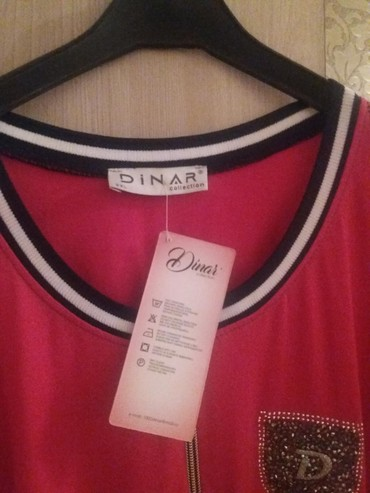 Платье туника новая 50-52 размер в Бишкек