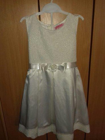 Dečija odeća i obuća - Nova Pazova: Haljinica velicina 6