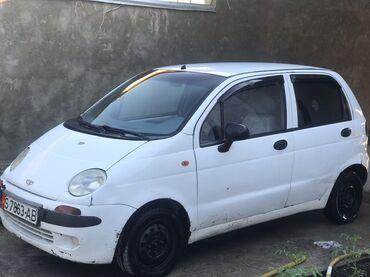 Daewoo Matiz 0.8 л. 2001