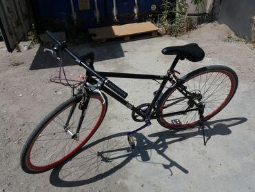 Продаю шоссейный велосипед состояние идалное всё новые  Цена 7000с