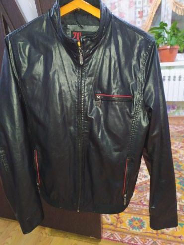 Продаю куртку, мужская кож зам, состояние отличное ,2xl в Беловодское