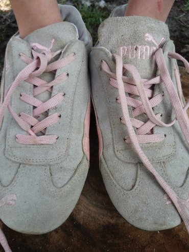 Ženska patike i atletske cipele | Loznica: Zenske patike puma nosene nemaju ostecenja br 39