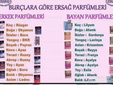qadın oksfordları - Azərbaycan: Hər bürcə uyğun qadın və kişi ətirlərimiz(