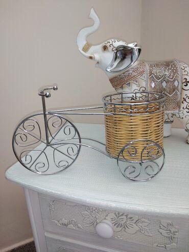 Bicikli za flašu. Ili cveće