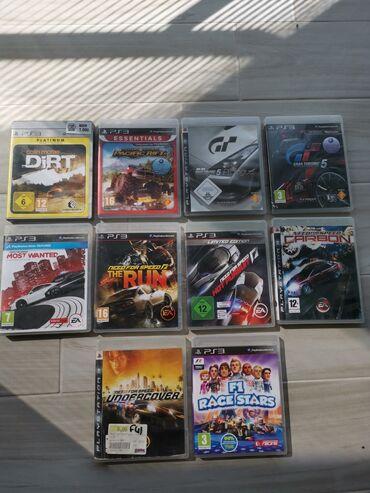 Plac - Srbija: PS3 igrice u odlicnom stanju