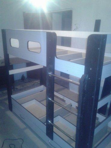 продаю новый двухярусный кроват в Бишкек