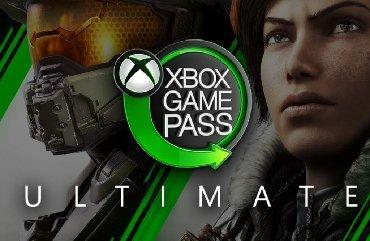 xbox one elite в Кыргызстан: Подписка Xbox game pass Ultimate включает в себя xbox live gold и xbox
