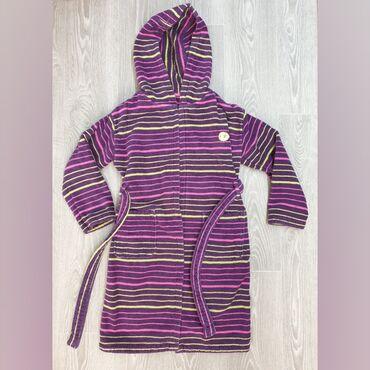 африкански сом в Кыргызстан: Очень качественный махровый халат для девочки от 7 до 9 лет