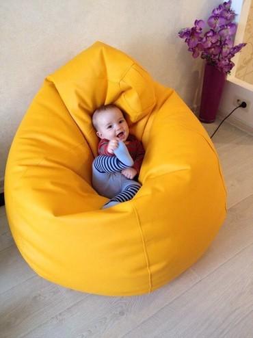 ромер кресло в Кыргызстан: Кресло мешок груша      КРЕСЛО  Кресло мешок Кресло-мешок Бинбеги  Бин