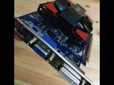 Bakı şəhərində GT 630, 4gb 128 bit, Videokart satiram Nvidia Geforse GT 630, 4gb 128