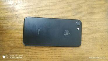 apple-iphone в Кыргызстан: IPhone 7 Память 128 Гб Состояние хорошееЁмкость аккумулятора 75%